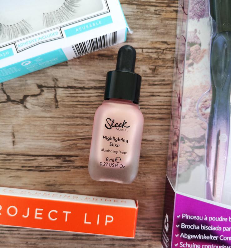 lookfantastic - sleek makeup highlighting elixir