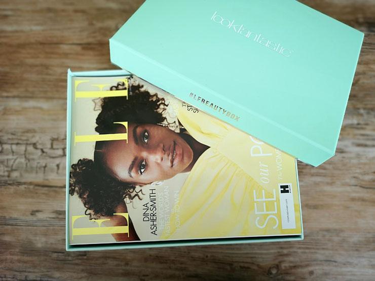 lookfantastic beauty box juli 2019