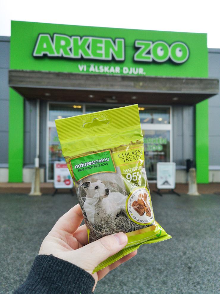 gratis födelsedagspresent från arken zoo