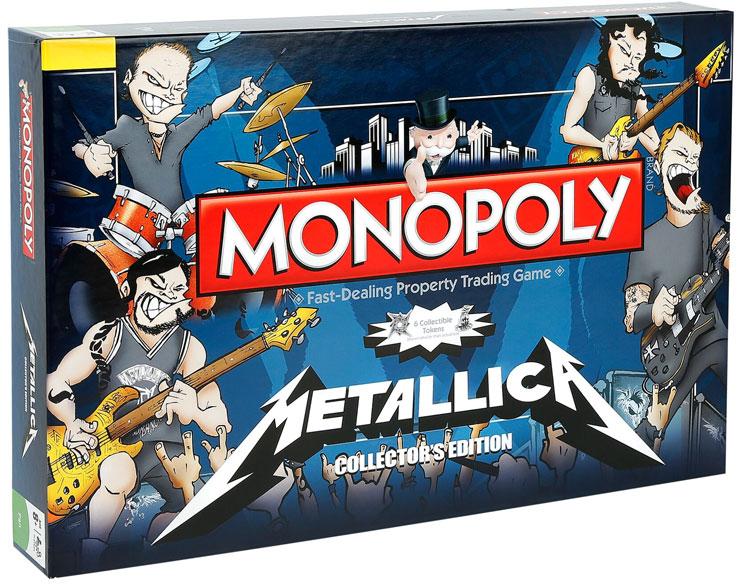 metallica monopol