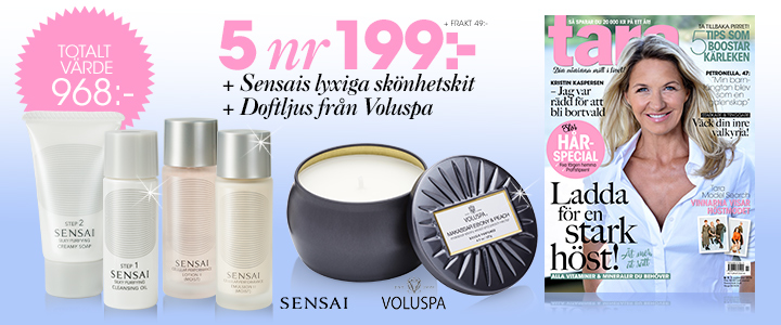 tara sensai voluspa