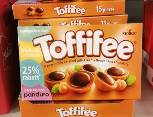 toffifee - panduro
