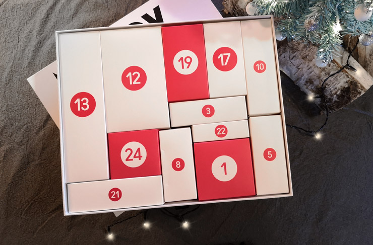 unboxing lyko adventskalender 2019