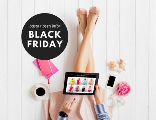 4 tips för en lyckad black friday