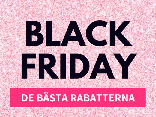 black friday 2019 - de bästa rabatterna
