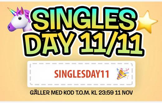 coolstuff singles day