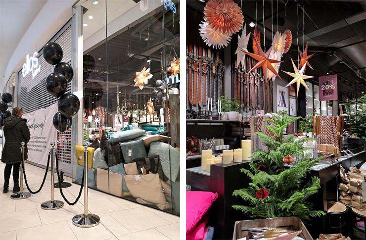 ellos home - ellos concept store - c4 shopping - kristianstad