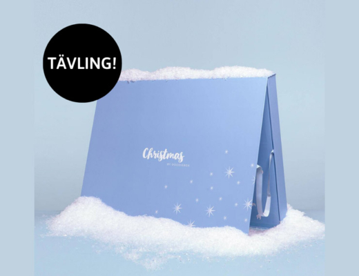 goodiebox adventskalender tävling