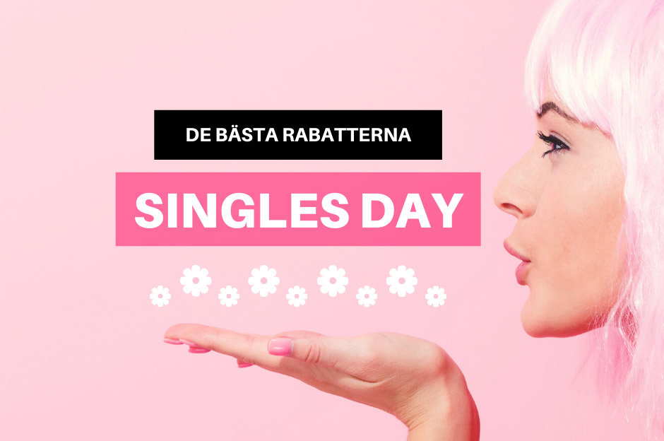 singles day 2019 - de bästa rabatterna