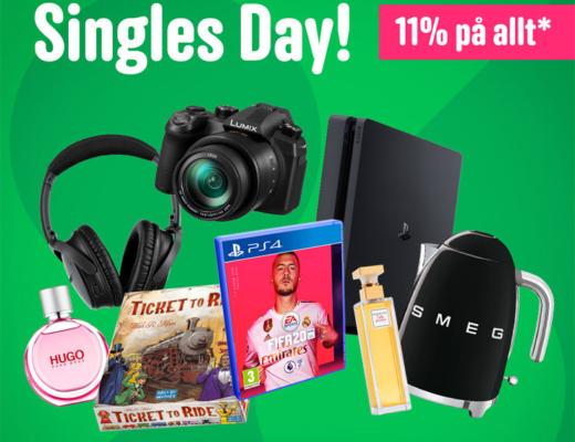 singles day cdon