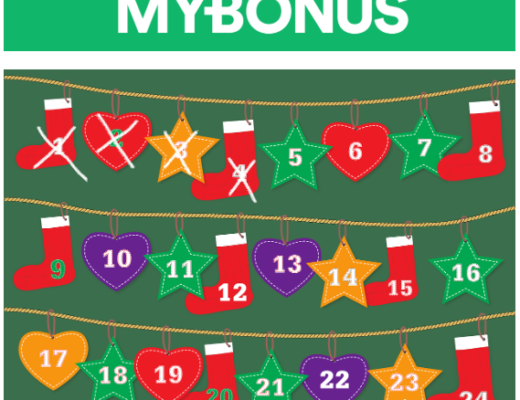 mybonus julkalender