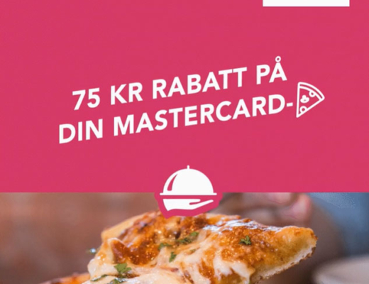 foodora mastercard rabatt