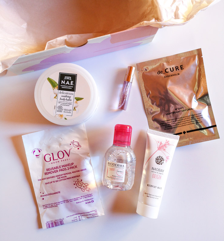 goodiebox januari 2020 - me myself and I