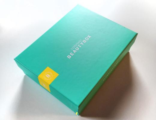 lookfantastic beauty box januari 2020