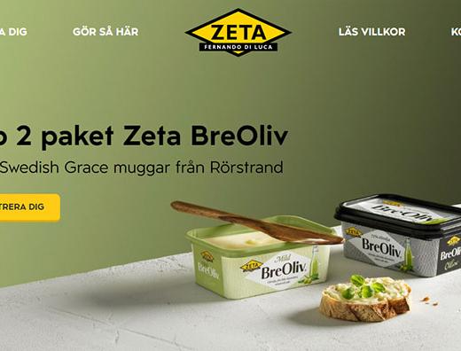 zeta - rörstrand