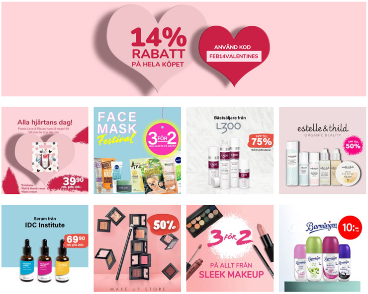 beauty bargain rabattkod