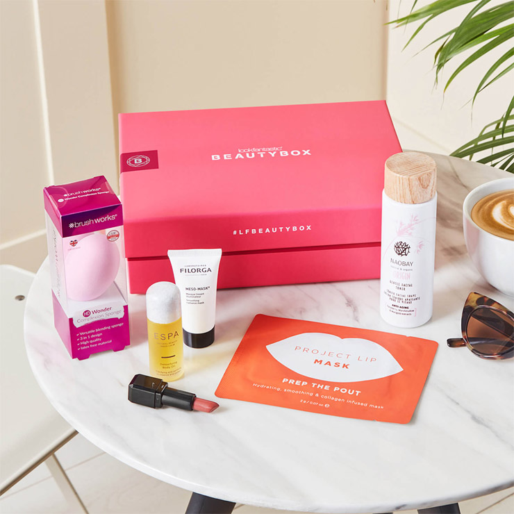 lookfantastic beauty box rabattkod