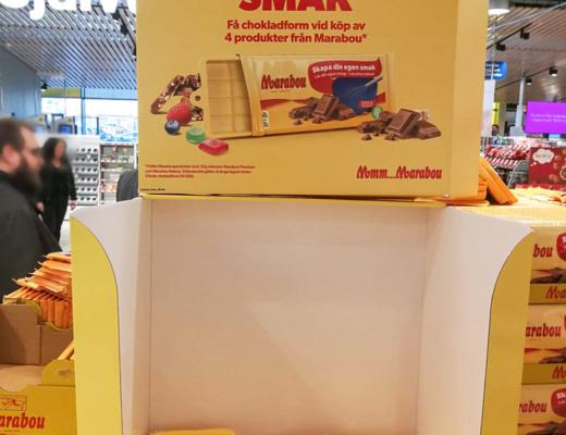 marabou köp och få chokladform