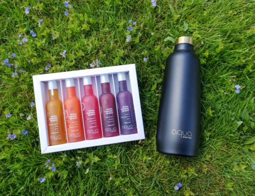 aqua gustus Natural flavouring for water - smaksättning