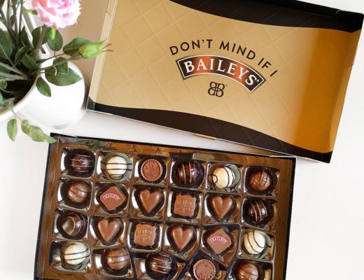 baileys chocolate collection box