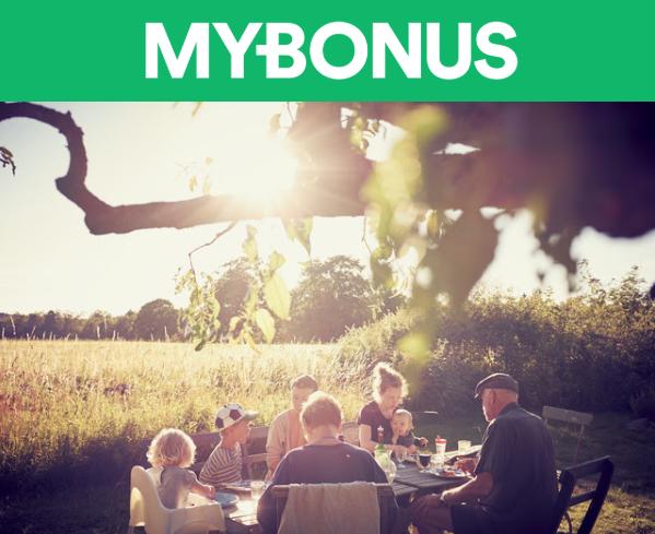 Få 500 kr cashback hos MyBonus!