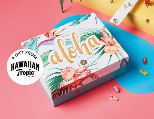 glossybox aloha