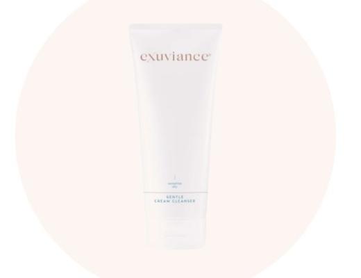 excuviance gentle cream cleanser