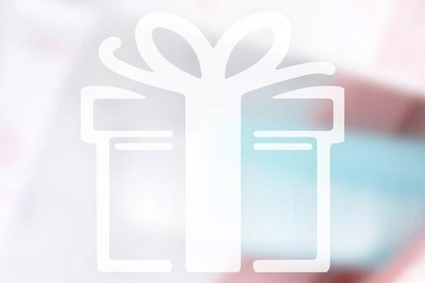 hemlig gåva