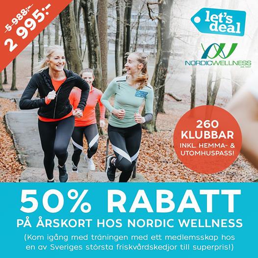 nordic wellness rabatt