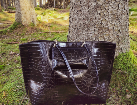 ideal of sweden tulip chain tote