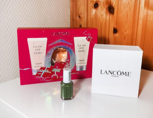 lancome gift set