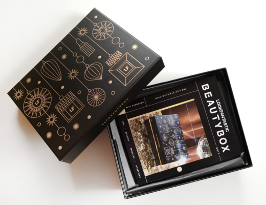 lookfantastic beauty box december 2020 - christmas edition