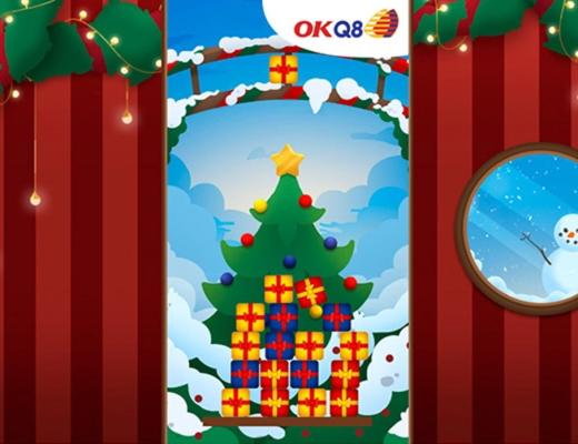 okq8 julspel