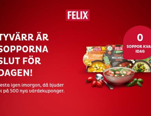 gratis felix soppa