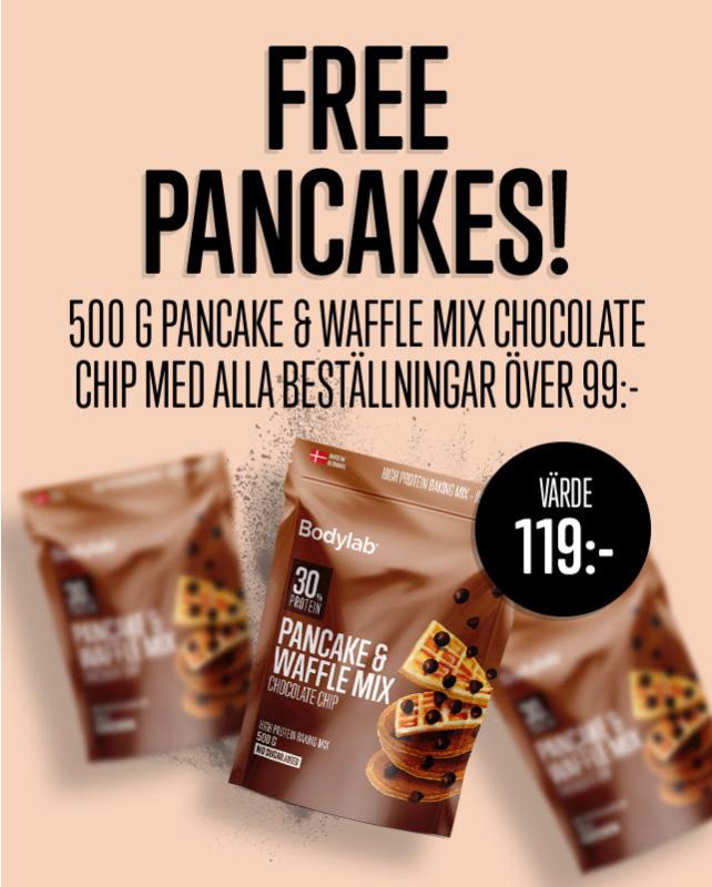 gratis pannkakor
