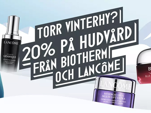 lyko - biotherm & lancome