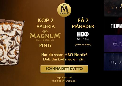 magnum pints - hbo nordic