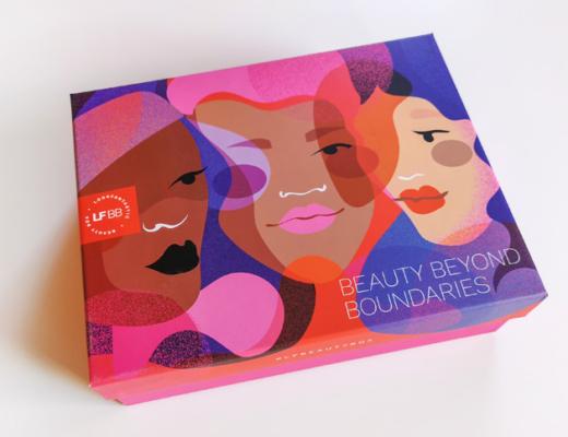 lookfantastic beauty box mars 2021 - beauty beyond boundaries