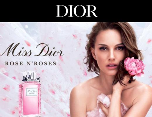 dior gratisprov parfym