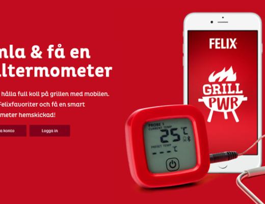 felix grilltermometer