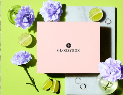 glossybox kod