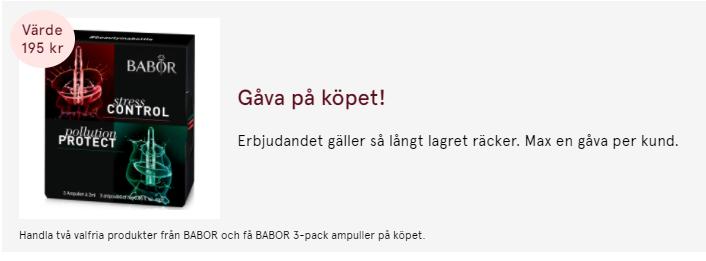 babor gwp