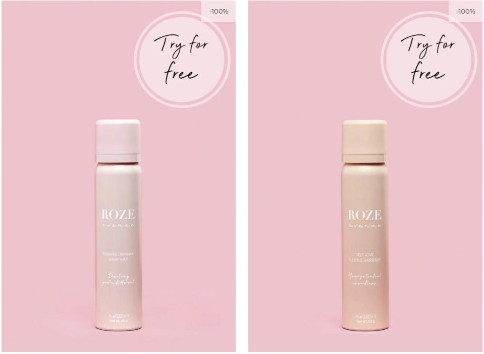 roze avenue gratis