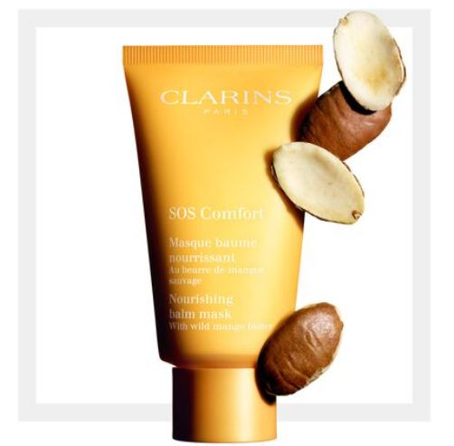 clarins sos comfort face mask