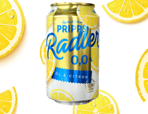 gratis Pripps Radler 0,0%