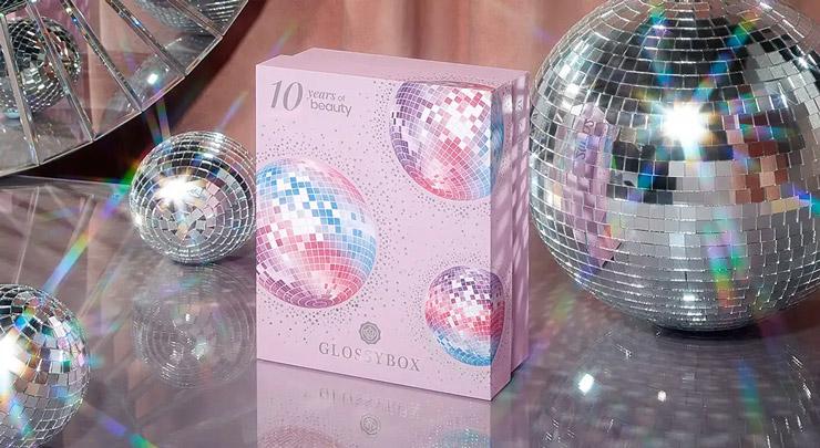 glossybox 10 år