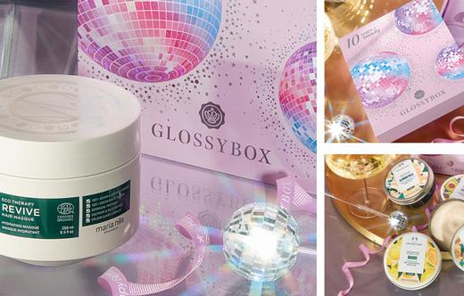 glossybox rabattkod gratisprinsessan