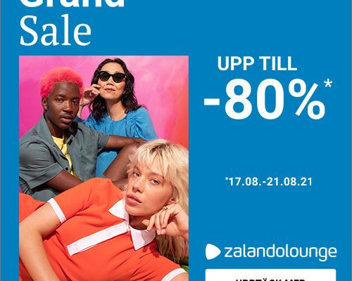 zalando lounge grand sale