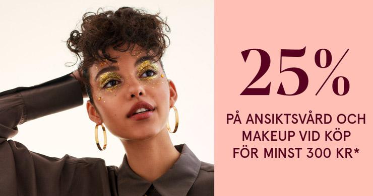 hudvård makeup