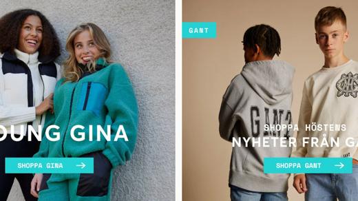 kids brand store deal